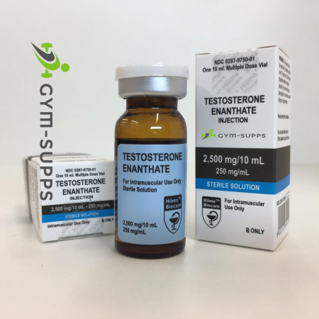 TESTOSTERONE ENANTHATE 450x450 - HILMA BIOCARE TESTOSTERONE ENANTHATE 250