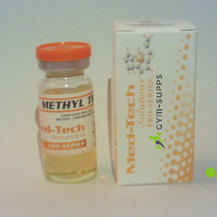 MED-TECH SOLUTIONS METHYL TREN 4