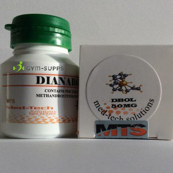 MED-TECH SOLUTIONS DIANABOL 50MG 4