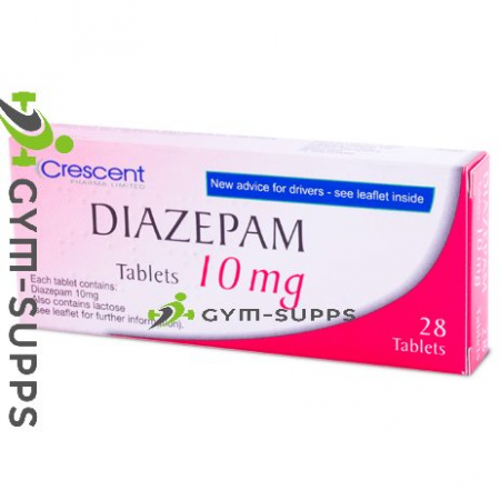 Crescent Diazepam – (Prescription Pharmaceutical) 28 X 10mg tablets 1