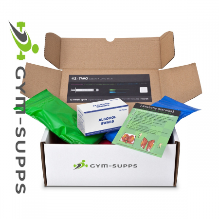 12 WEEK INJECTION CYCLE KIT 1