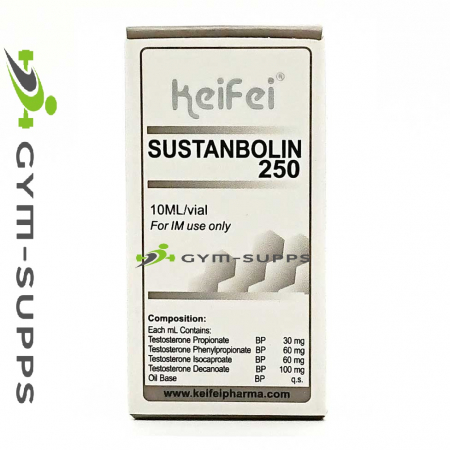KEIFEI PHARMA – SUSTANON 250mg/10ml (SUSTANBOLIN 250), SUS 10