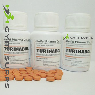 KEIFEI PHARMA – TURINABOL 10mg/100tabs (Turinabolin) 12