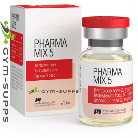 PHARMACOM LABS – PHARMA MIX 5 1
