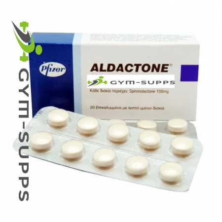 ALDACTONE 25mg 20tabs (PFIZER PHARMACEUTICAL, DIURETIC) 3