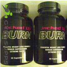 jacked up burn 60 capsules - Jacked Up BURN 60 capsules (POWERFUL WEIGHT LOSS FORMULA & HUNGER SUPPRESSION)