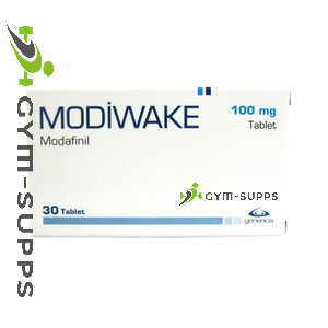 Modiwake 100 Mg - MODAFINIL - (LIMITLESS TABLETS) 100mg/30 TABLETS