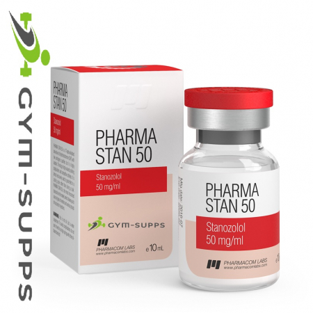 STAN50 450x450 - PHARMACOM LABS – STAN 50 (WINSTROL, STANOZOLOL WATER BASE) 50mg/ml, 10ml