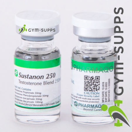 PHARMAQO LABS – SUSTANON 250 Mg/ Ml, 10ml 11